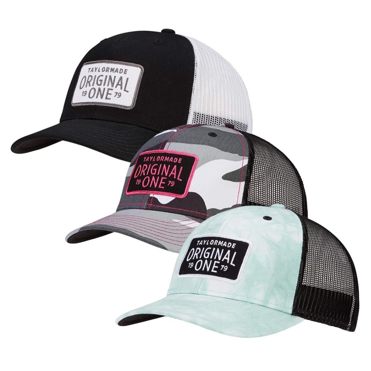 TaylorMade Women's 2021 Original One Trucker Hat