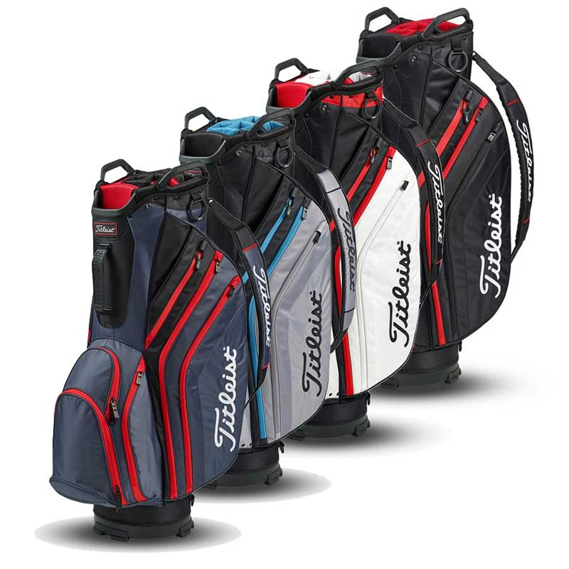 Titleist 2019 Lightweight Cart Bag