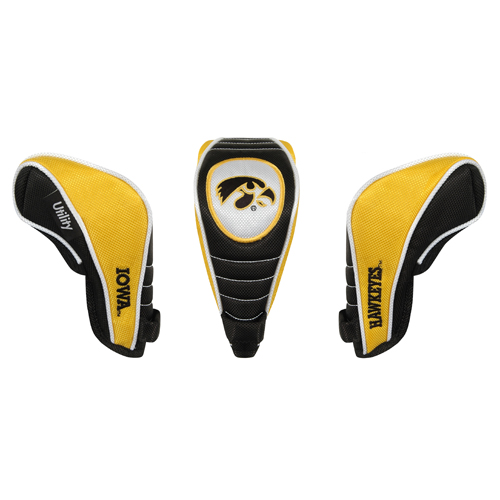 Team Effort University of Iowa Shaft Gripper Utility Club Headcover