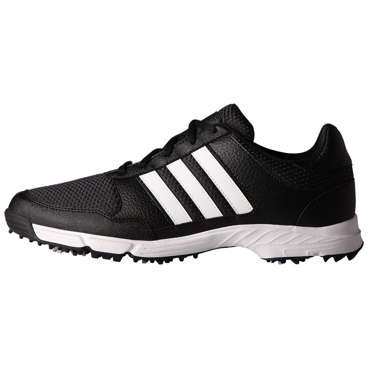 Adidas Men's 2019 Tech Response Black Golf Shoe