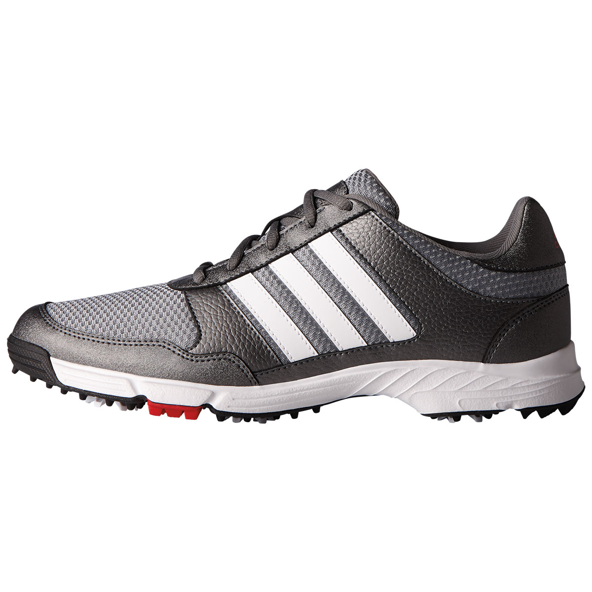 Adidas Men's 2019 Tech Response Grey Golf Shoe