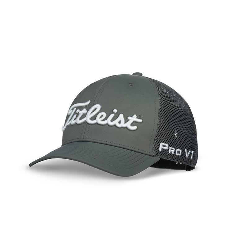 Titleist 2018 Tour Mesh Snapback Hat - Legacy Collection