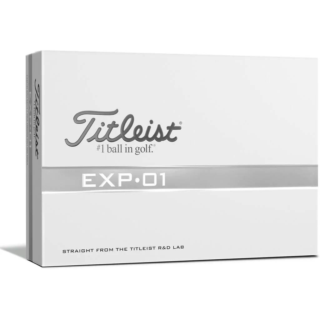 Titleist 2019 EXP-01 Golf Balls