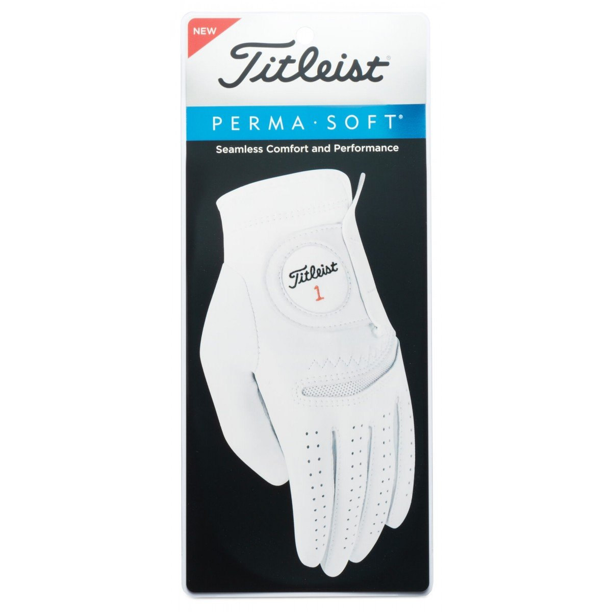 Titleist 2020 Perma-Soft Golf Glove - Left Hand Cadet