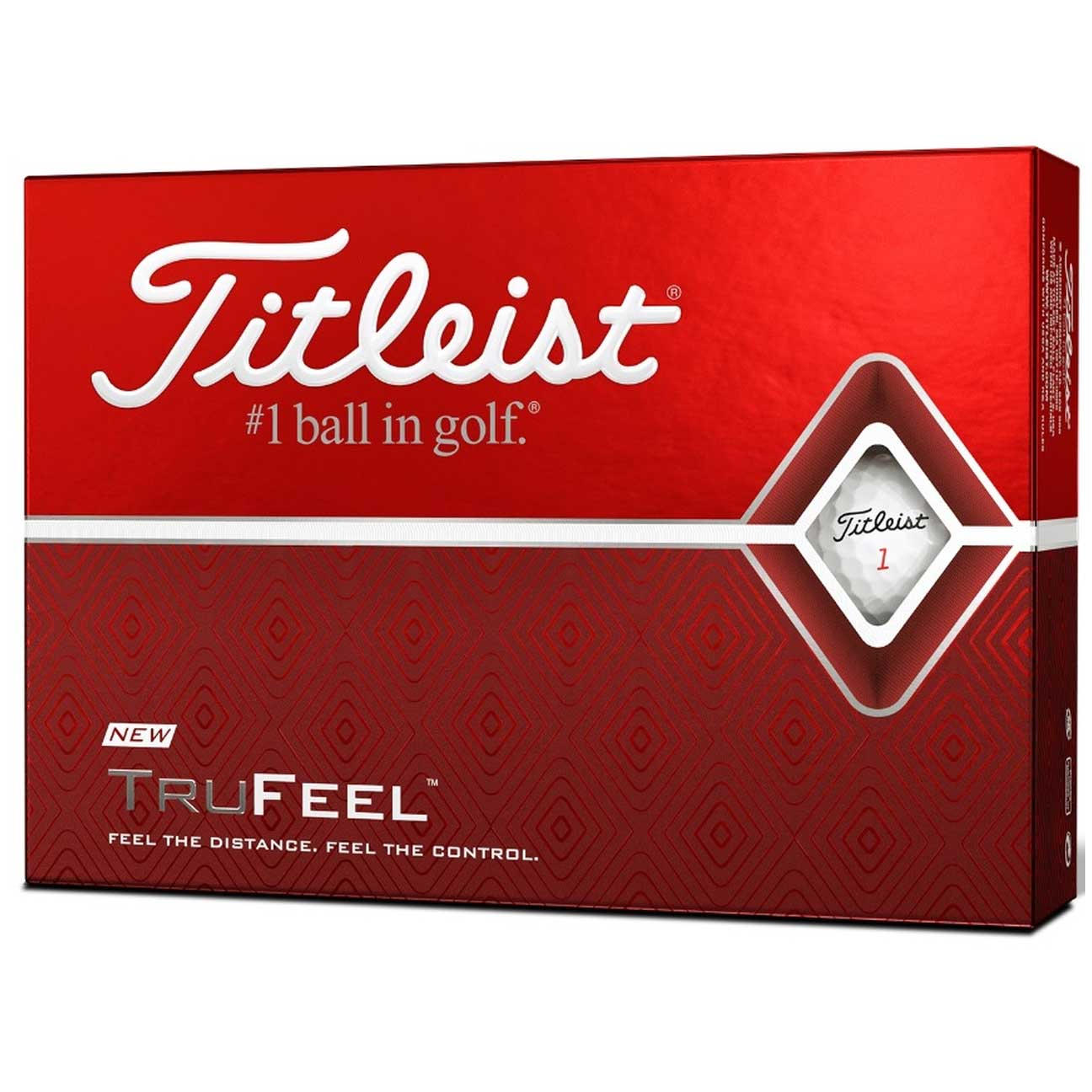 Titleist 2020 TruFeel Golf Balls