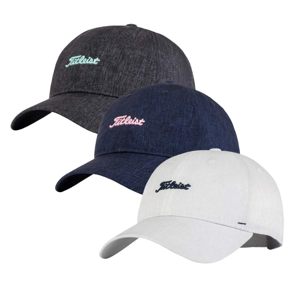Titleist 2020 Women's Nantucket Heathered Cap