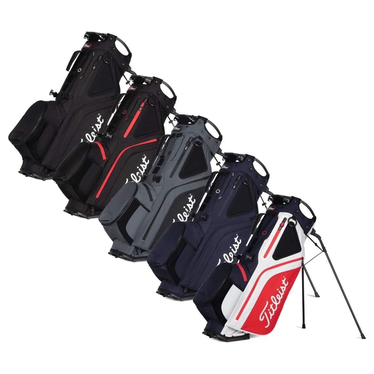 Titleist 2021 Hybrid 5 Stand Bag