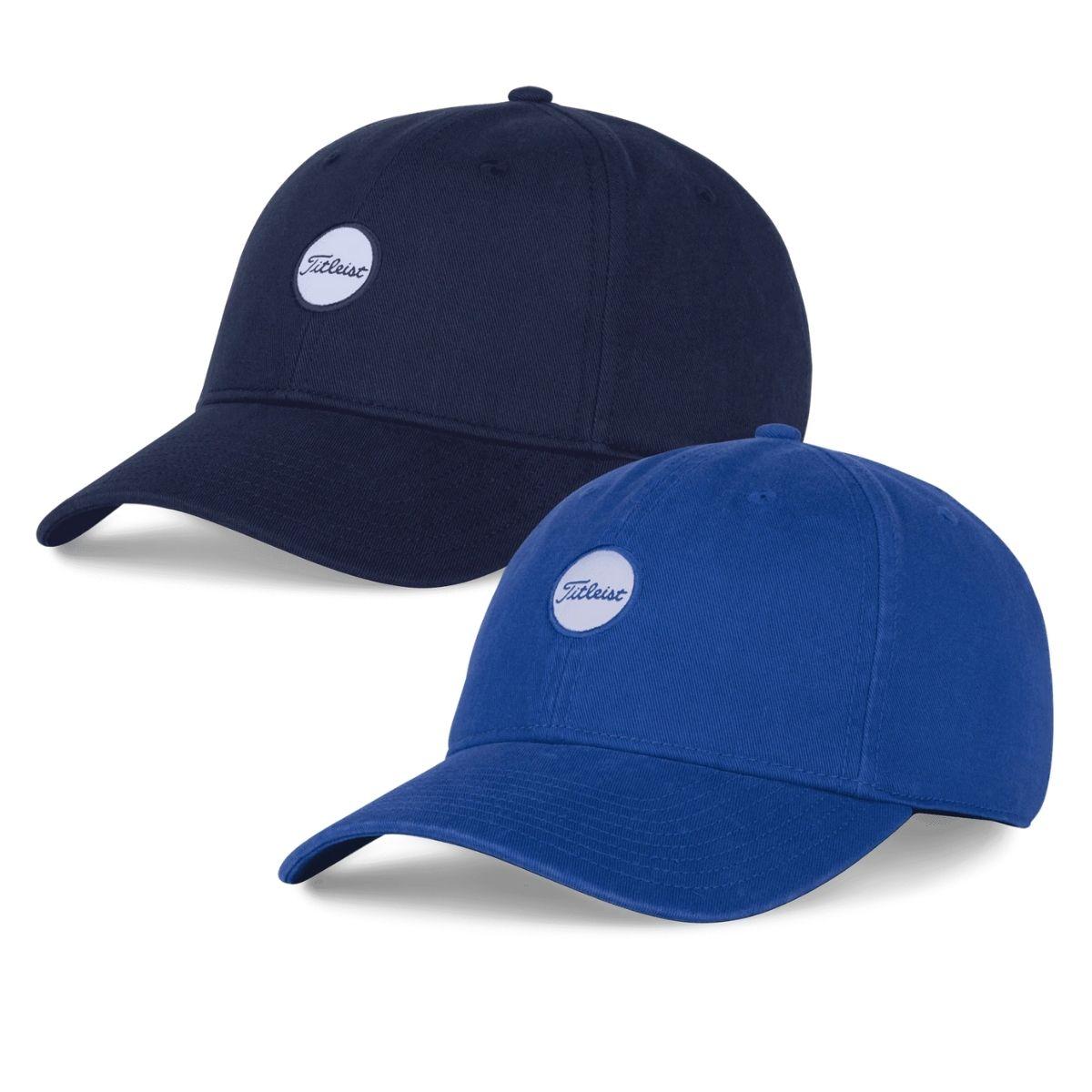 Titleist 2021 Men's Montauk Garment Wash Hat