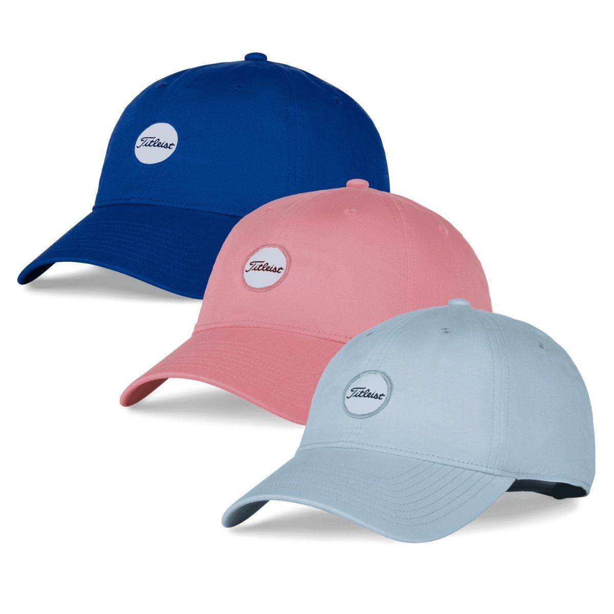 Titleist 2021 Men's Montauk Lightweight Hat