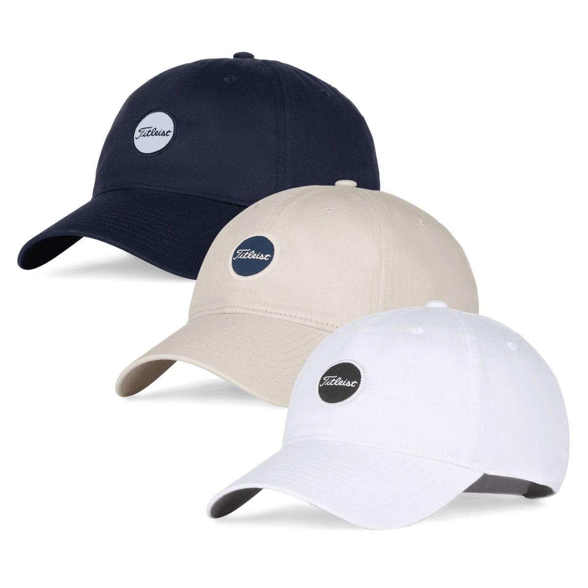 Titleist 2021 Men's Montauk Lightweight SF Hat