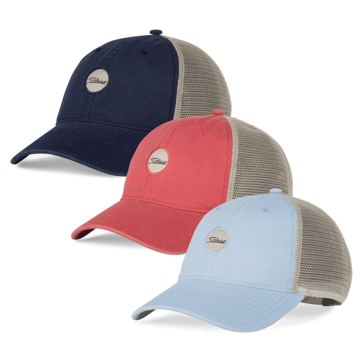 Titleist 2021 Men's Montauk Mesh Hat