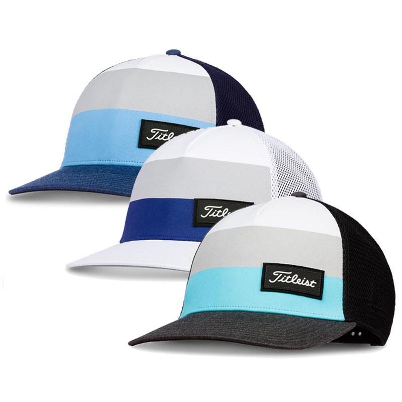 Titleist Junior Surf Stripe Hat