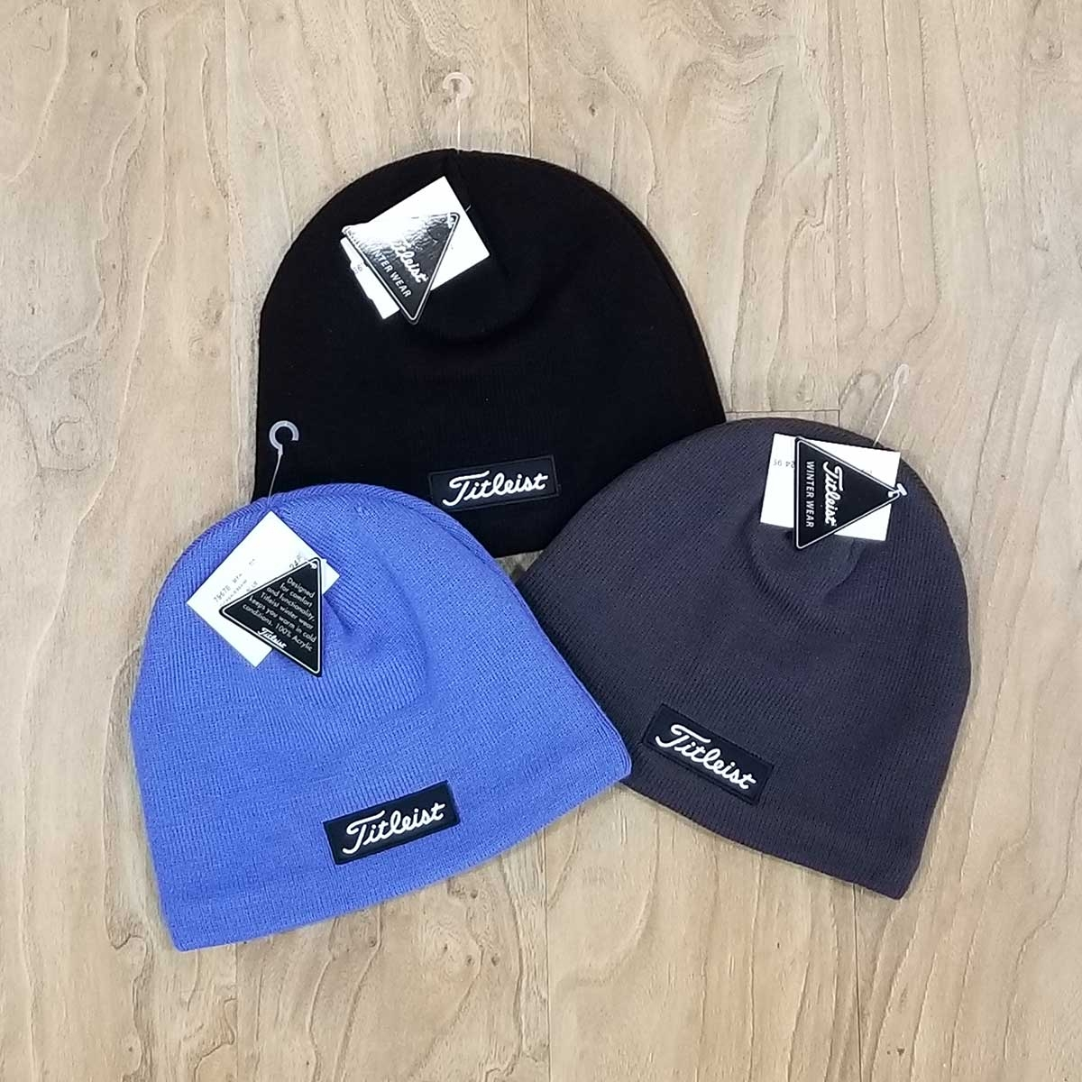 Titleist Lifestyle Beanie Hat Collection