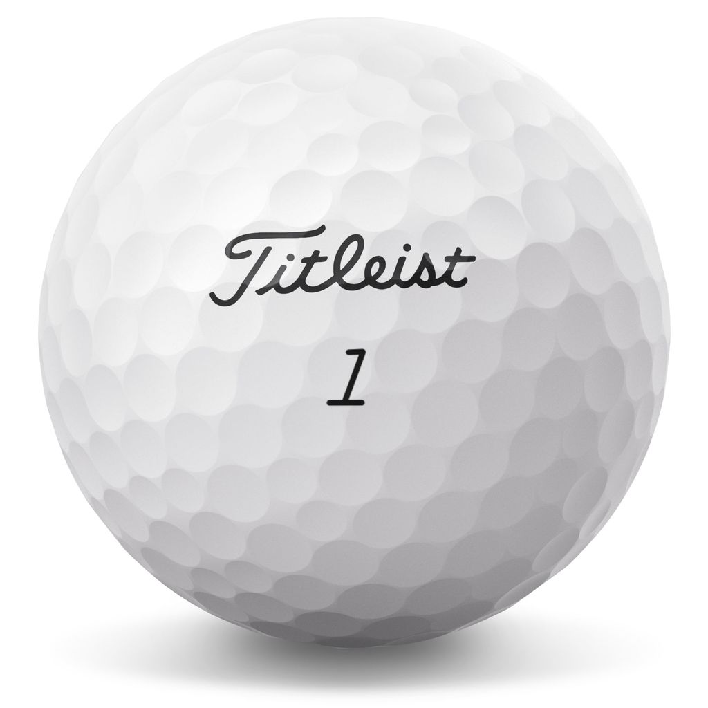 Titleist Pro V1 Personalized Golf Balls With Standard Play Numbers