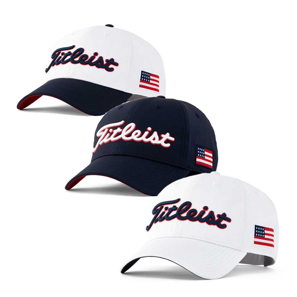 Titleist Stars and Stripes Tour Performance Cap