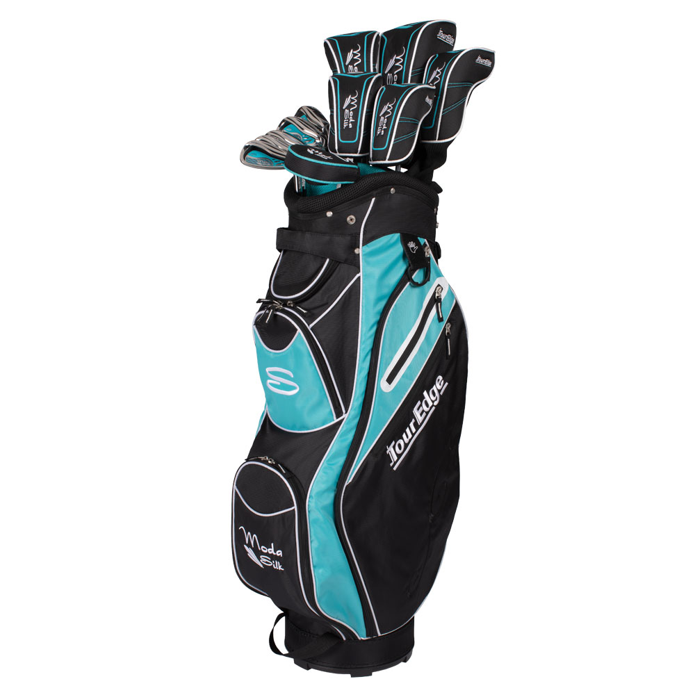 Tour Edge 2020 Women's Moda Silk Complete Set