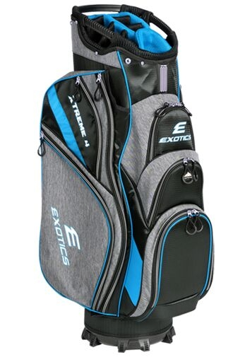 Tour Edge Exotics Extreme 4 Cart Bag