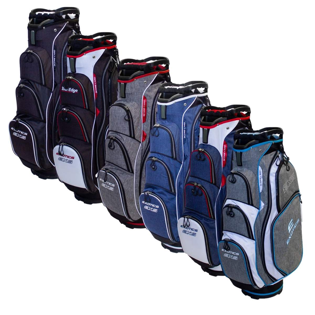 Tour Edge EXS Xtreme Cart Bag