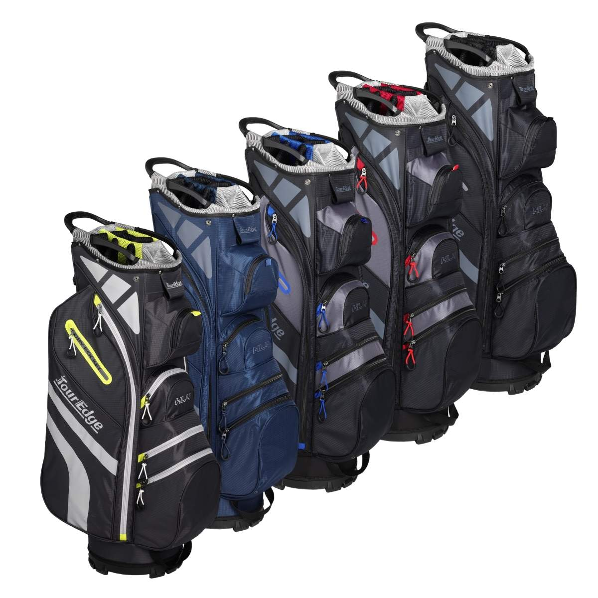 Tour Edge HL4 Series Cart Bag