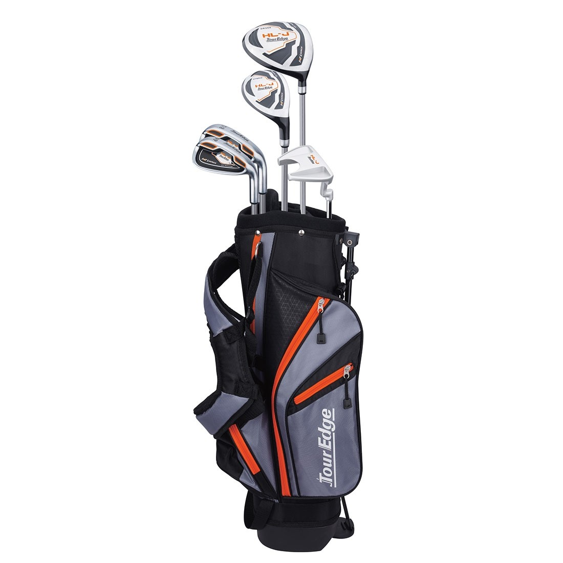 Tour Edge Juniors HL-J Age 5-8 Package Set