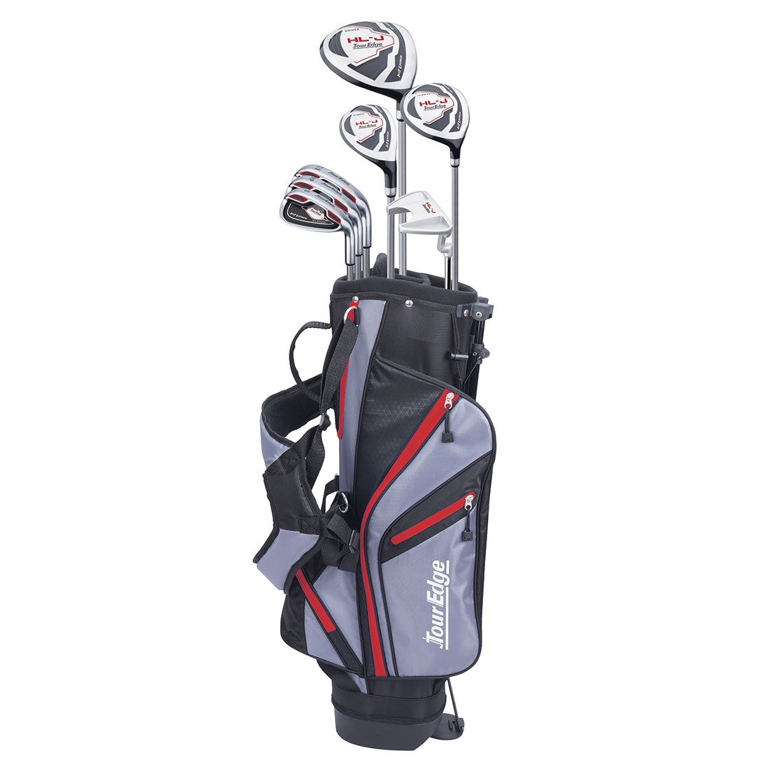 Tour Edge Juniors HL-J Age 9-12 Package Set