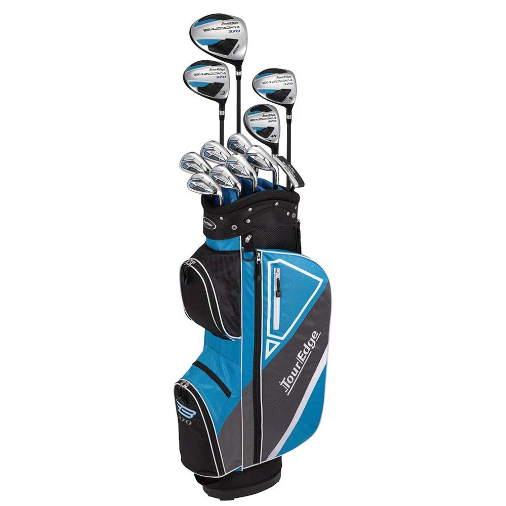 Tour Edge Men's Bazooka 370 Complete Set