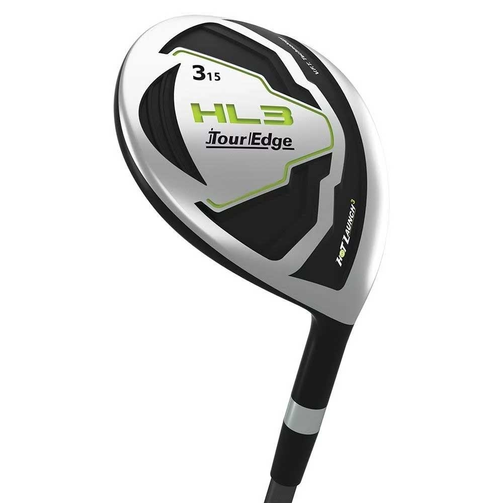 Tour Edge Mens Hot Launch 3 Fairway Wood