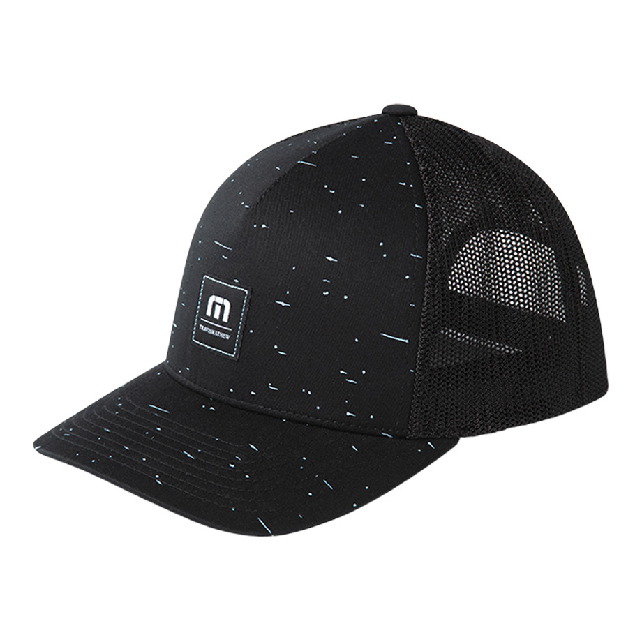 Travis Mathew Black Bison Adjustable Cap