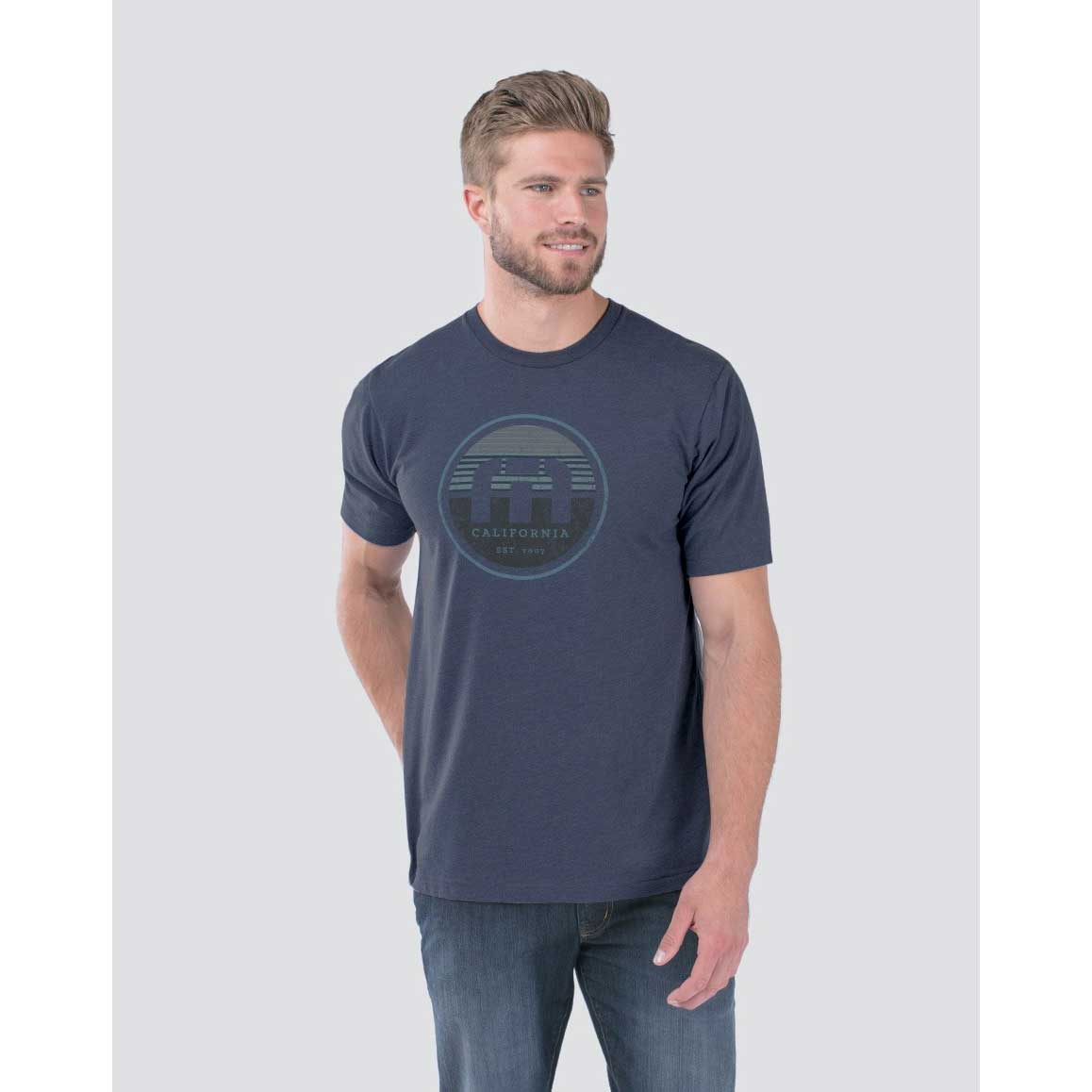 Travis Mathew Mens B-Stern T-Shirt