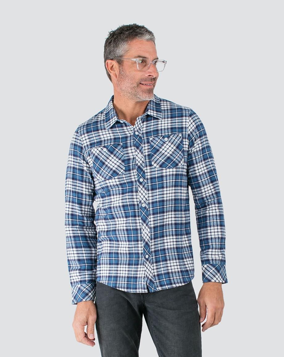 Travis Mathew Mens Gregg Button Up Shirt
