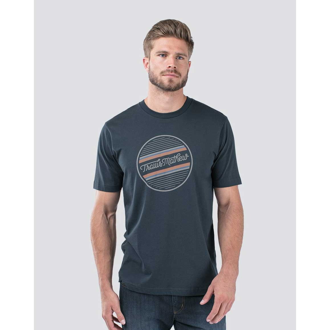 Travis Mathew Mens Officially Unofficial T-Shirt