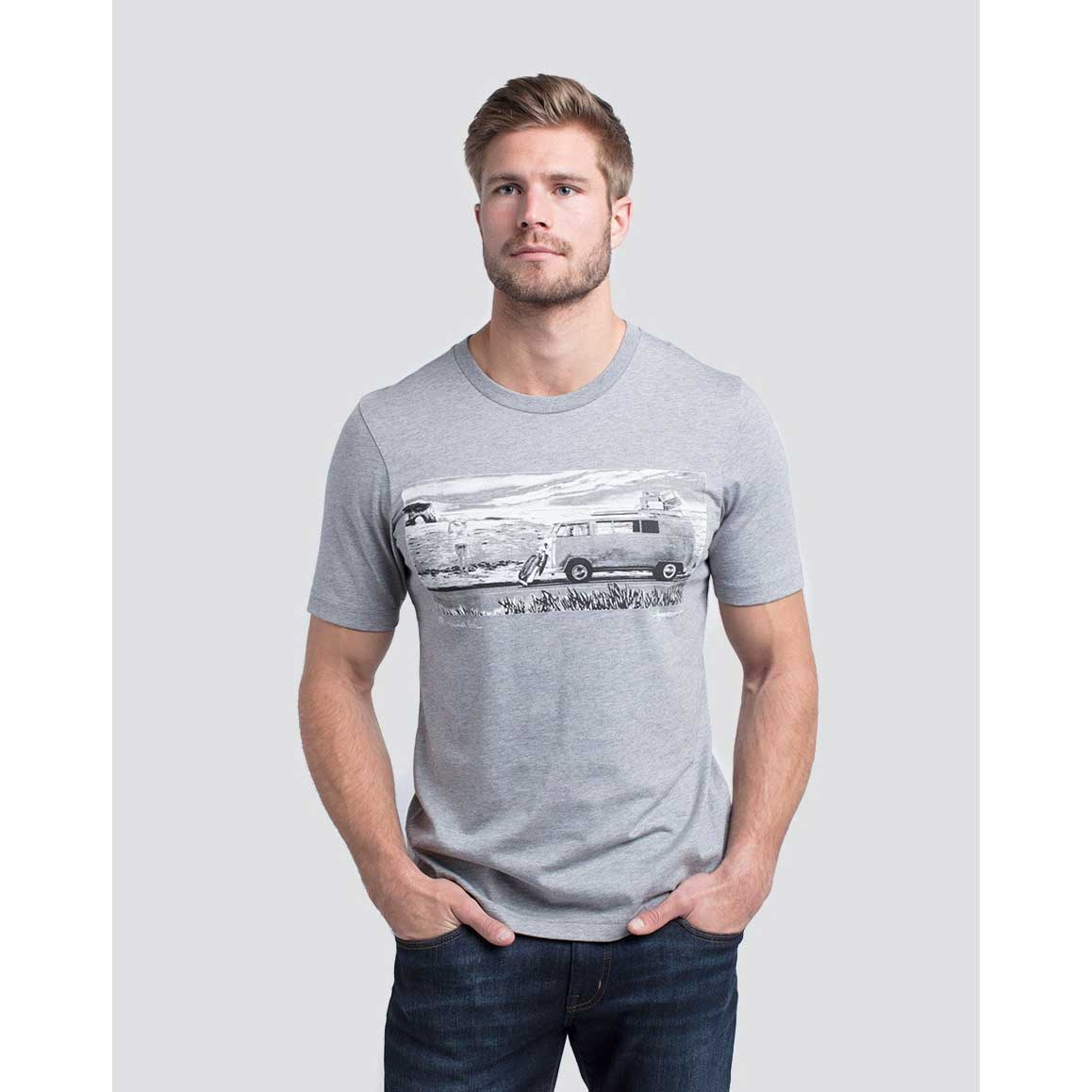 Travis Mathew Mens The Bus Stop T-Shirt 1M0473