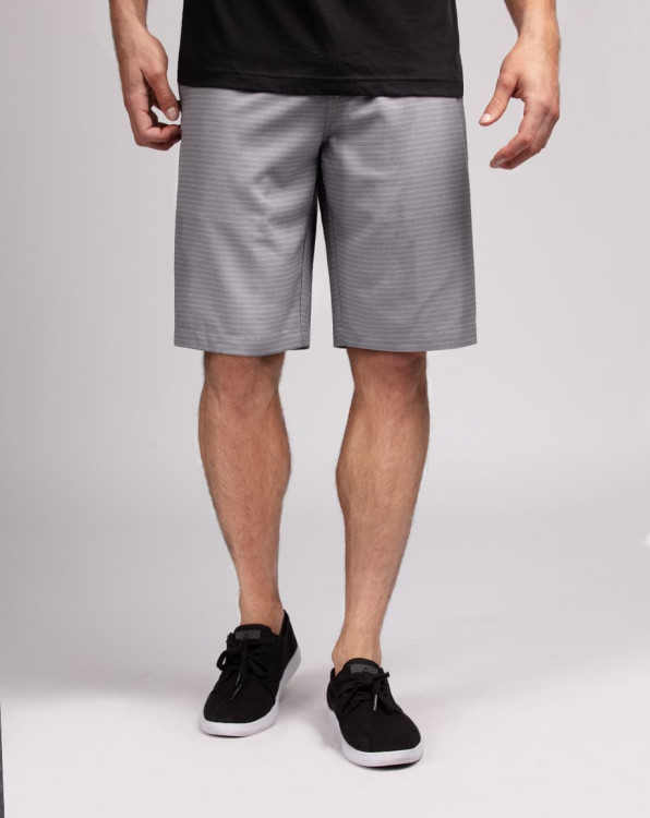 Travis Mathew Paularino Heather Sleet Short