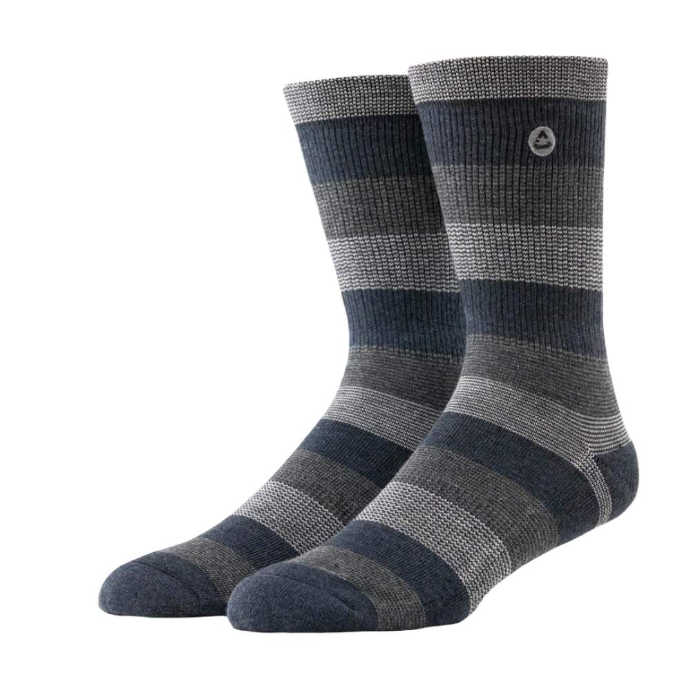 Travis Mathew Proxy Mood Indigo Socks