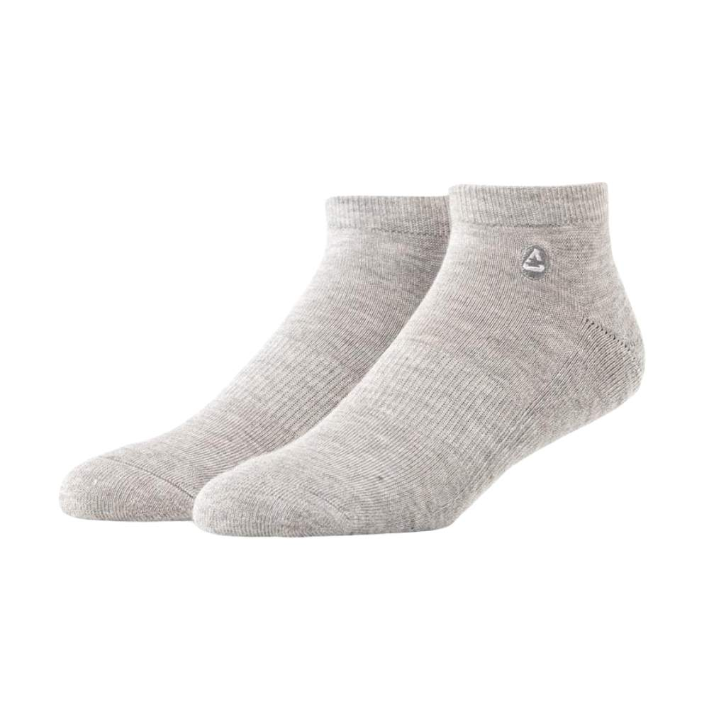 Travis Mathew Shorty Smalls Heather Alloy Socks