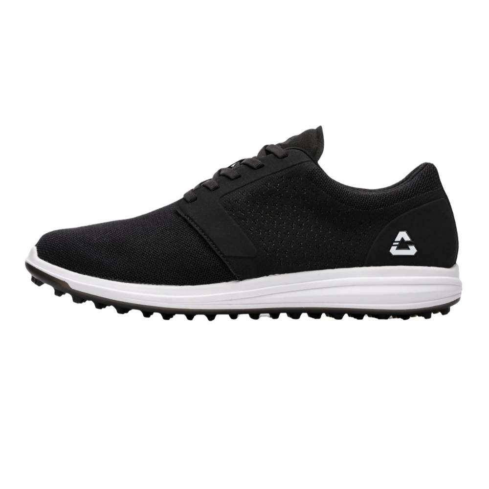 Travis Mathew The Moneymaker Black Shoe