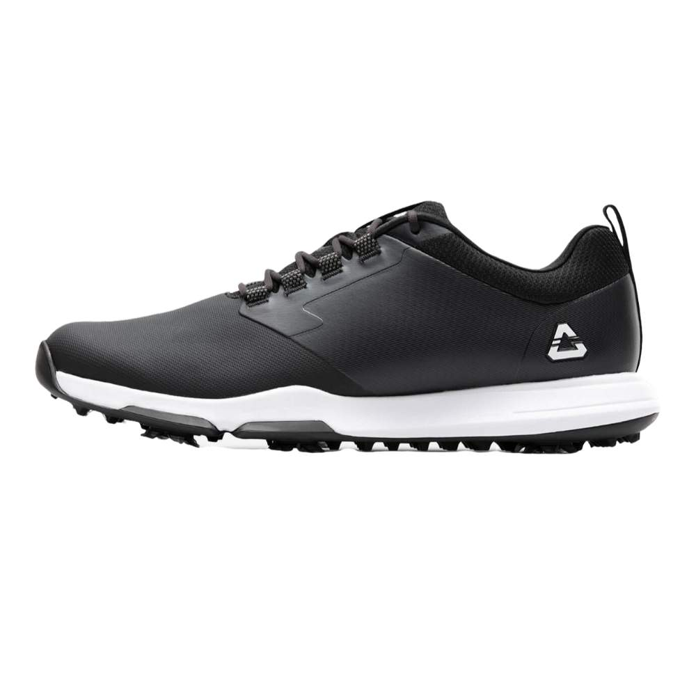 Travis Mathew The Ringer Black Golf Shoe