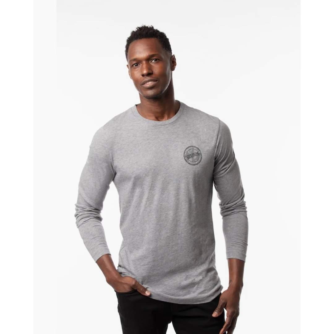 TravisMathew 2021 Conference Time Long Sleeve T-Shirt