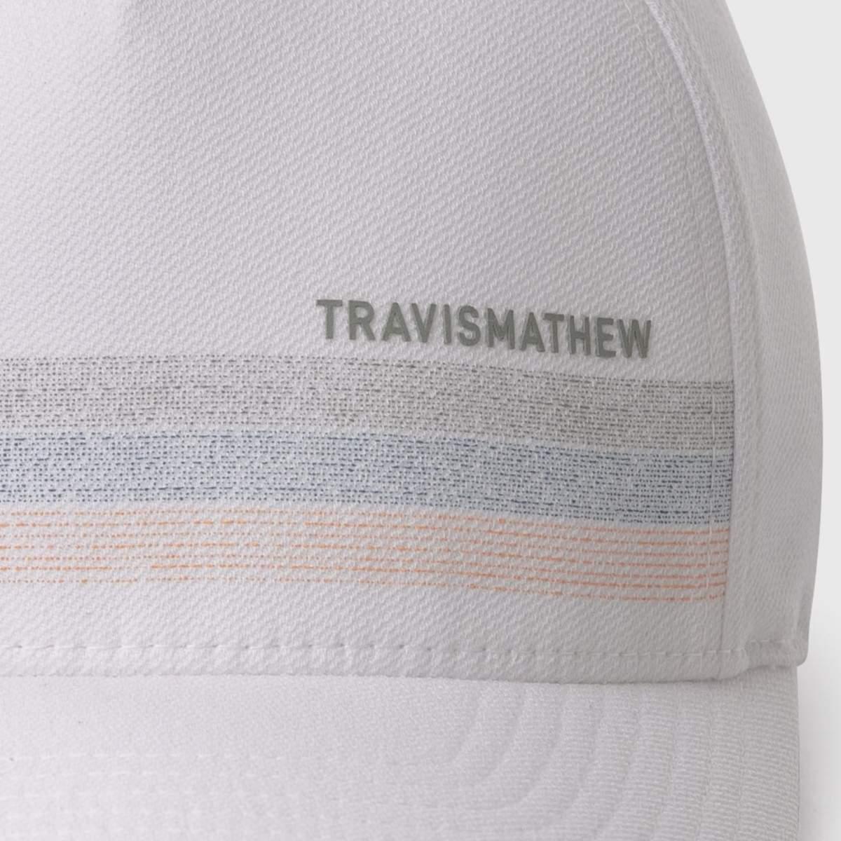 TravisMathew 2021 Dress Code Fitted Hat