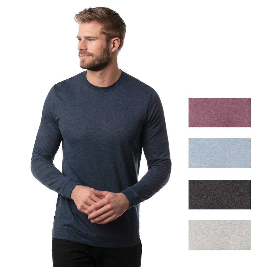 TravisMathew 2021 Fink 2.0 Longsleeve Sweater