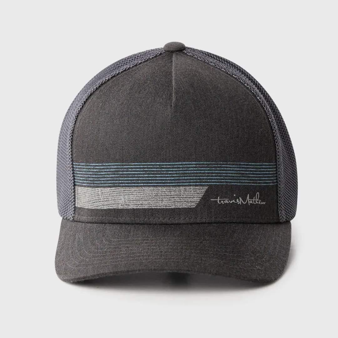 TravisMathew 2021 Main Sail Fitted Hat