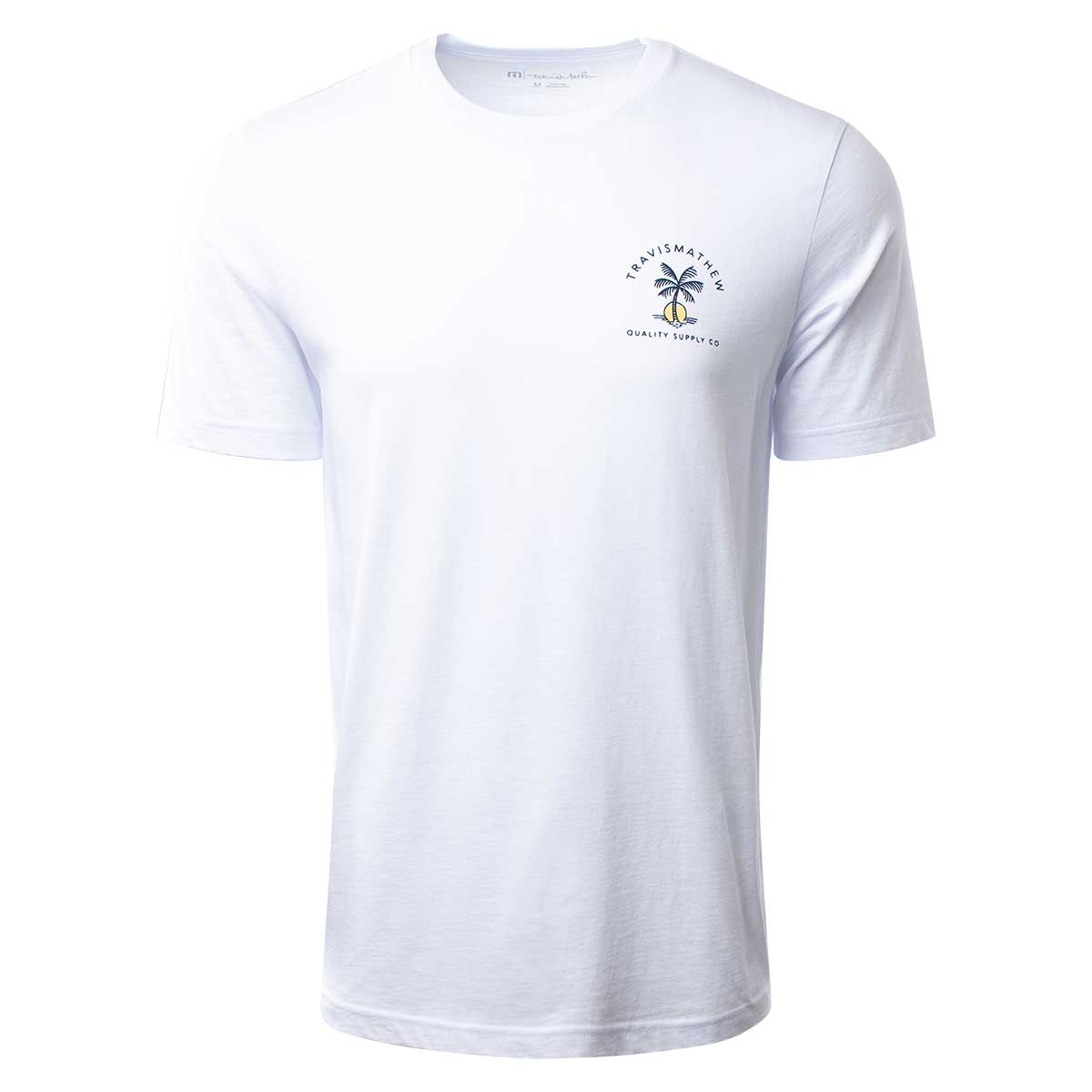 TravisMathew 2021 Meet and Greet T-Shirt