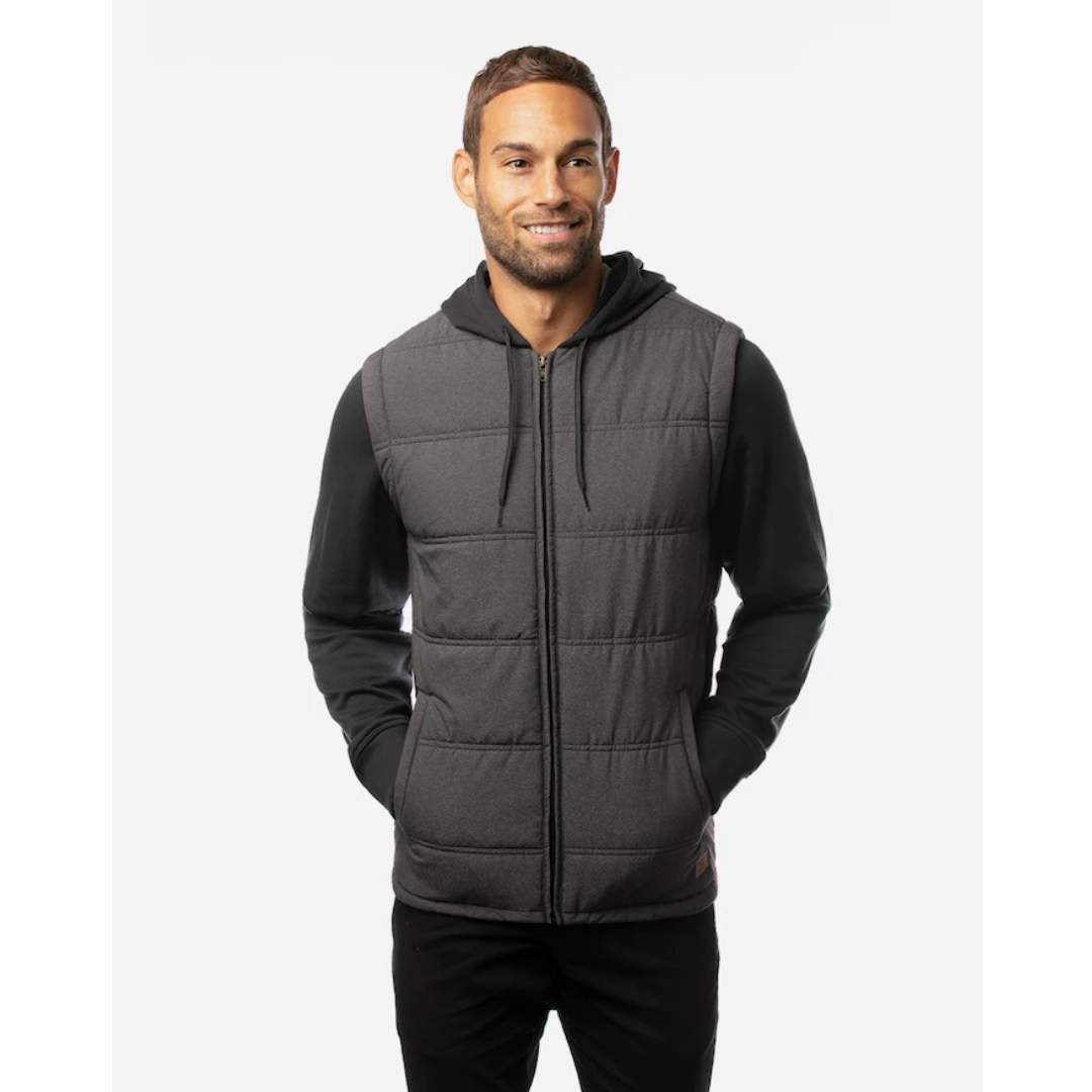 TravisMathew 2021 Scavenger Full Zip Hoodie Jacket