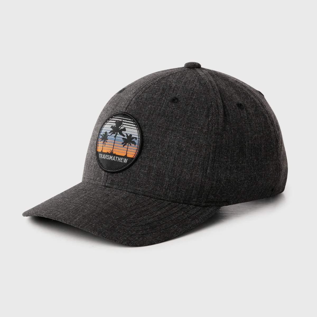 TravisMathew 2021 Shades At Night Adjustable Hat