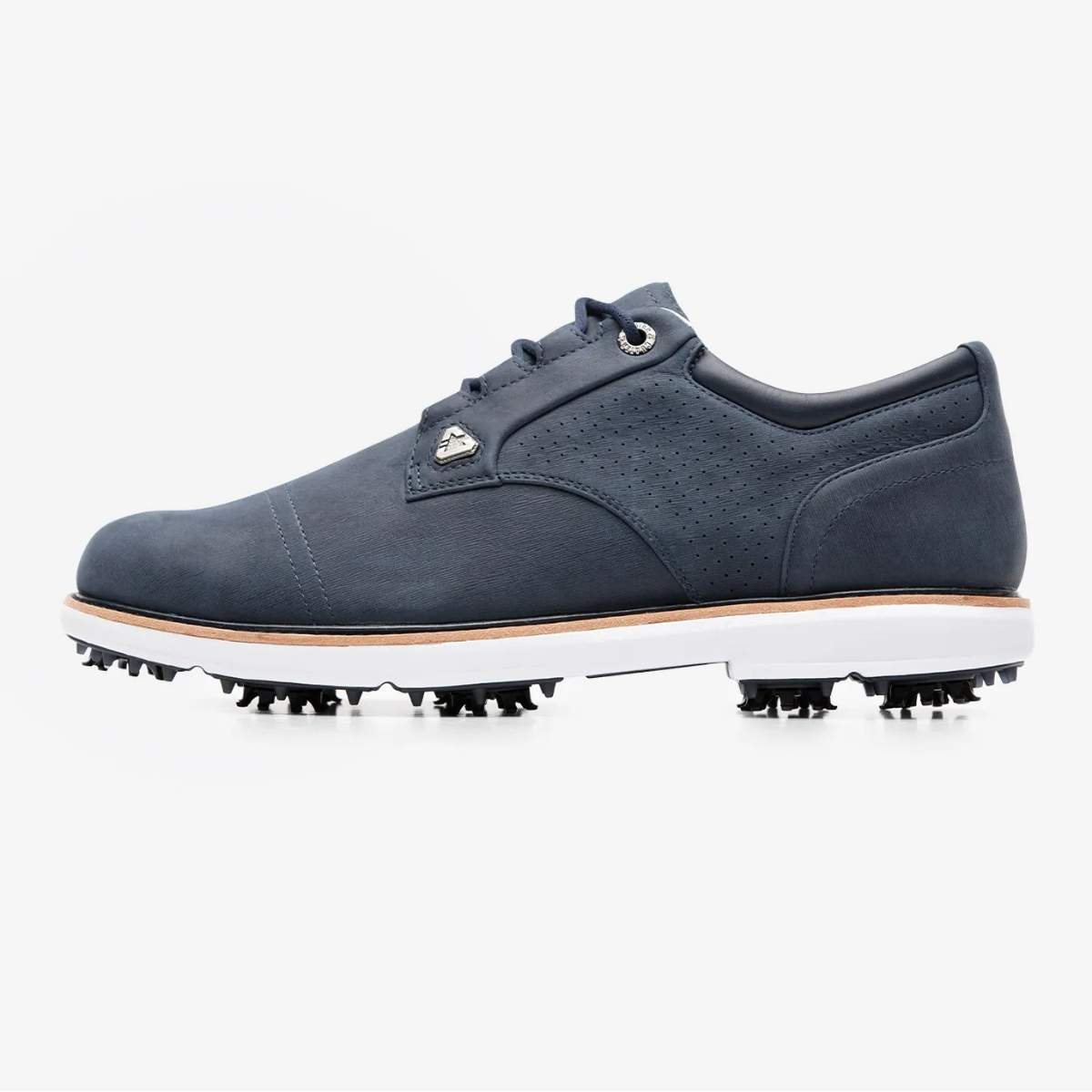 TravisMathew Cuater The Legend Navy Golf Shoe