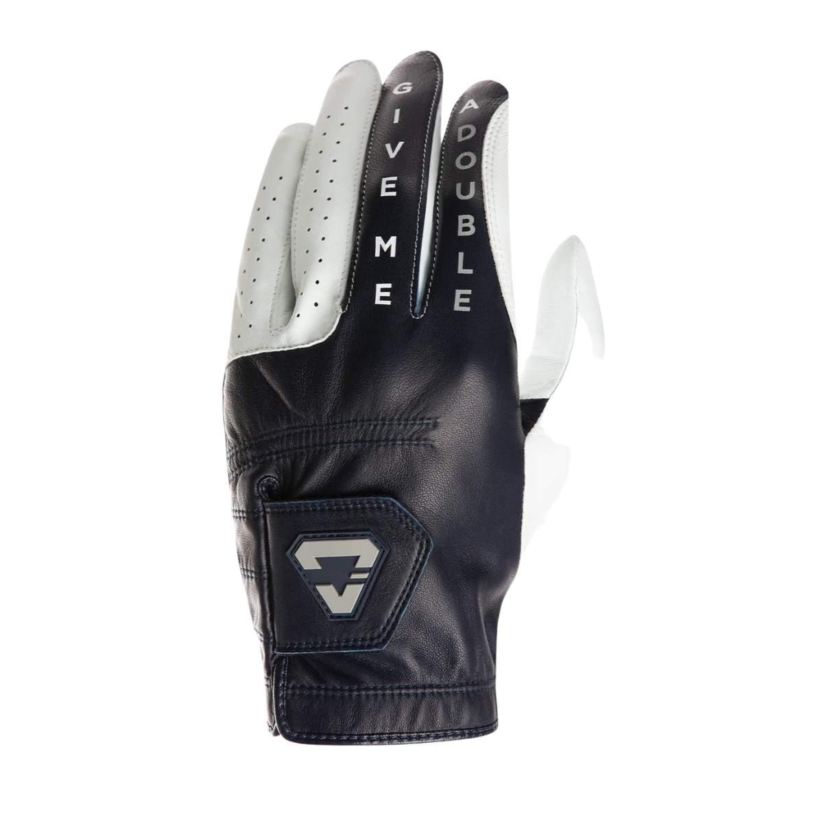 TravisMathew Double Me Golf Glove - Left Hand Cadet