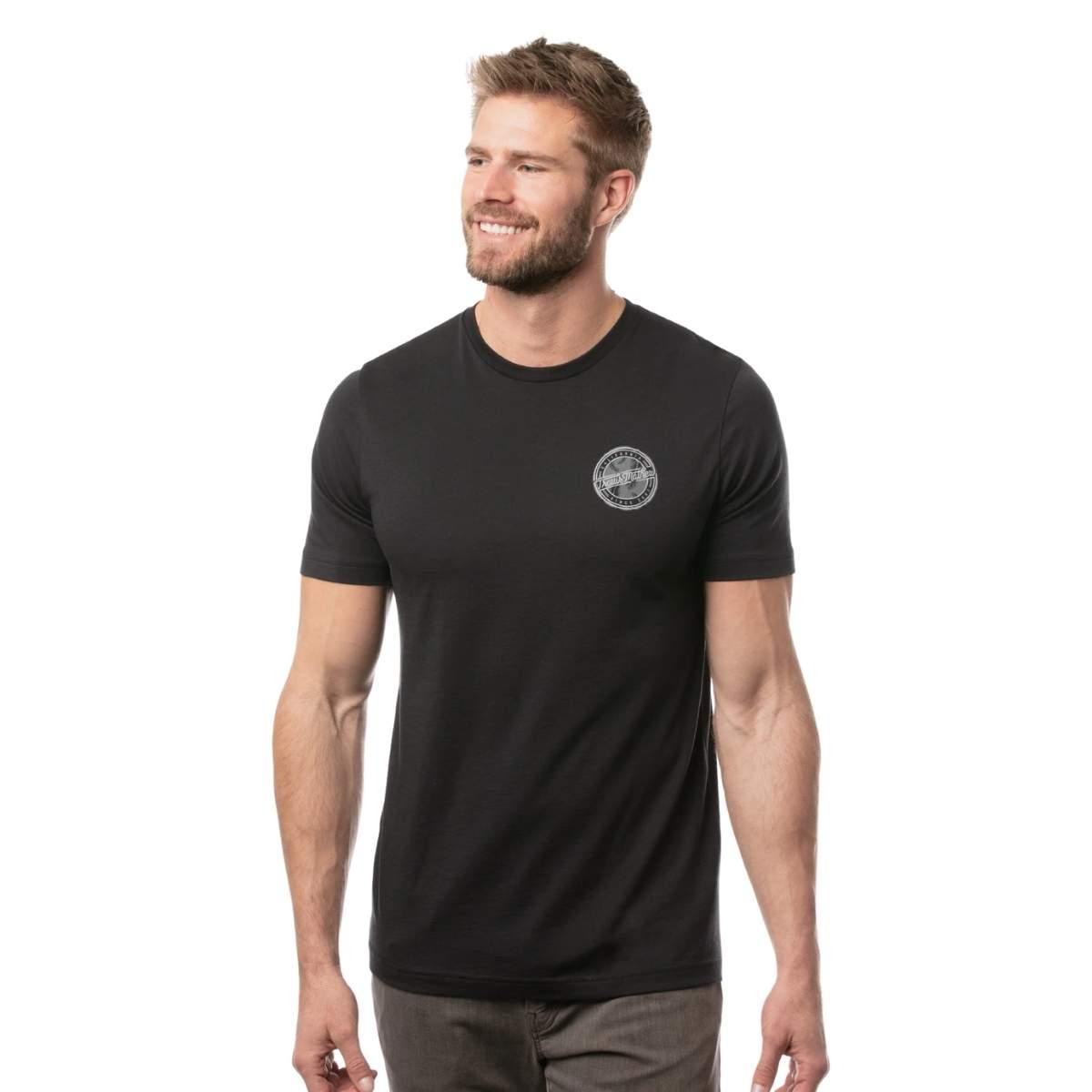 TravisMathew Flag On The Play T-Shirt