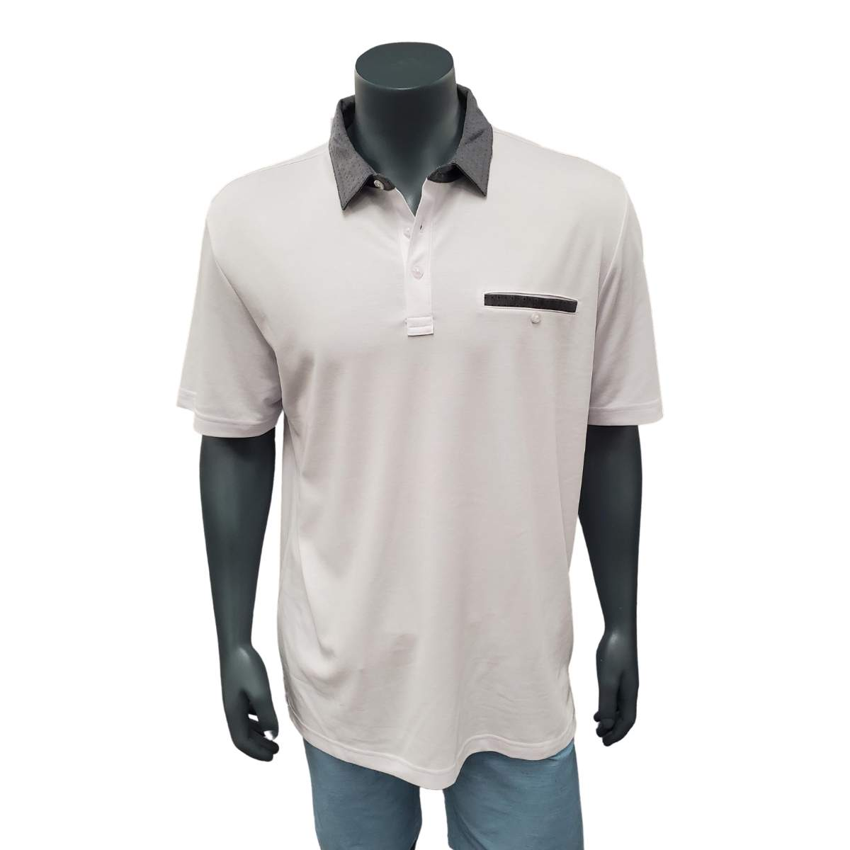 TravisMathew Last Things First Polo