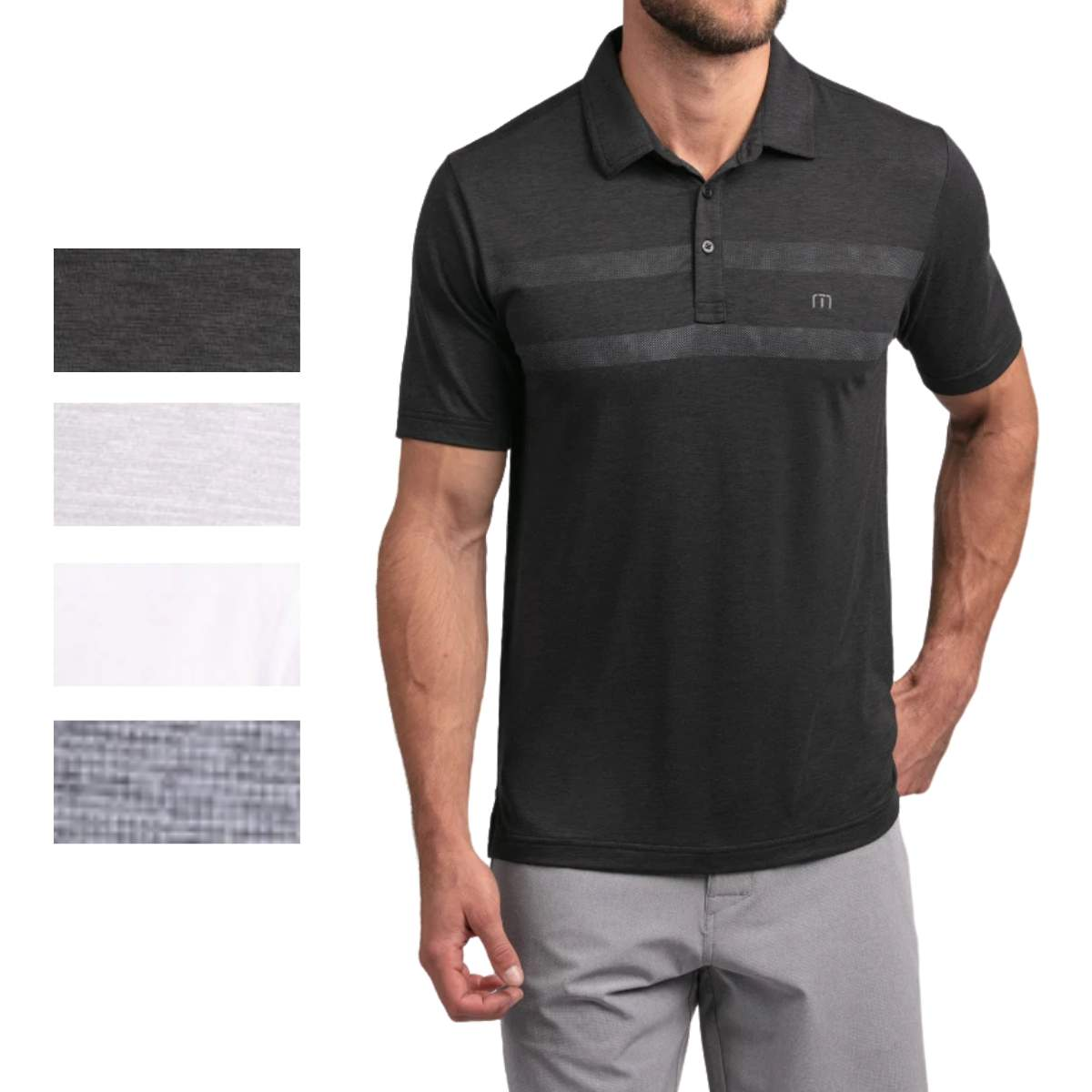 TravisMathew Pull The Plug Polo