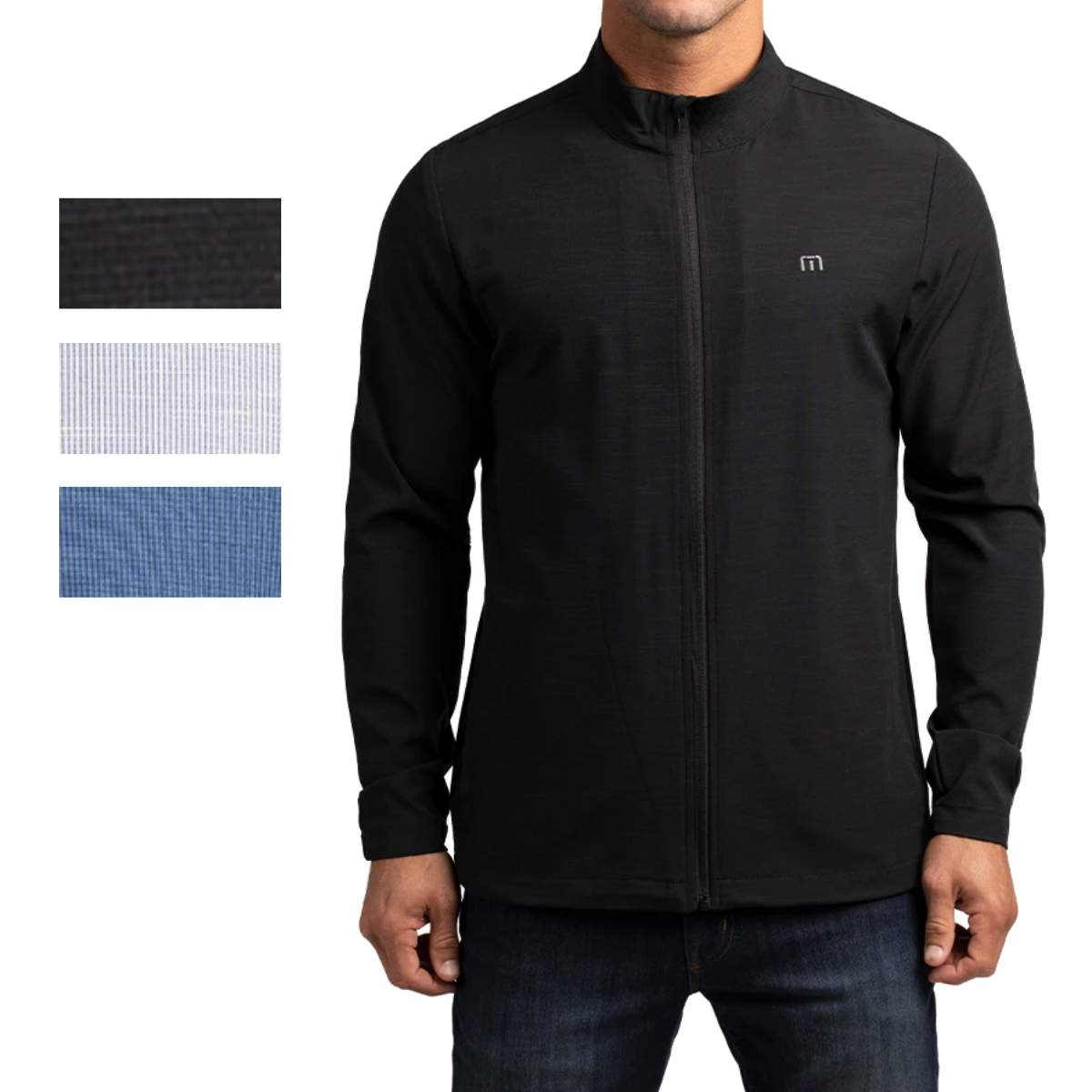 TravisMathew Road Soda 2.0 Full Zip Jacket